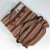 Brown Stripes - Cloth Diaper or Cover - You Pick Size and Style - Made to Order