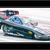 Motorsports Image: THE TYRANT nitro funny car