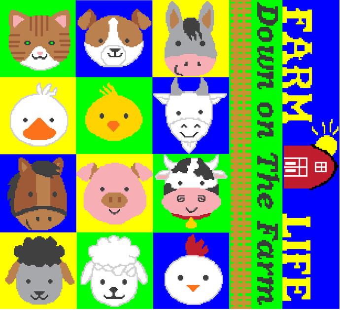 Down on The Farm/Farm Life bundle
