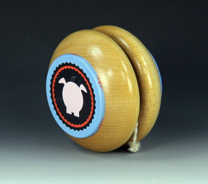 "Vintage Tom Kuhn/BC ""Classic"" - The Pork YoYo - ""Bacon Is The Only Choice"""