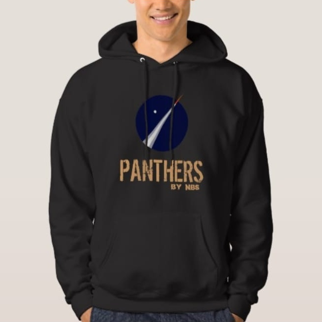 Hooded Sweatshirt PANTHERS BY NBS
