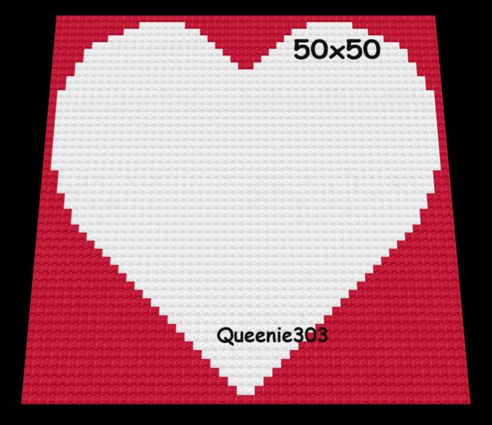 Heart 50x50