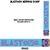 Blastoise Scarf Crochet Graph Pattern 35x225