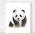 Baby Panda Print