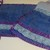 Decorated Cornflower Hand Towels