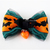 Bat Print Bow Tie for Cats and Dogs, Pet Photography Props, Halloween, Spooky,