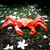 Make your own crab papercraft | DIY 3D paper sculpture | Printable PDF pattern |