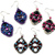 Seeing Dots Earrings Pattern by DatzKatz Designs