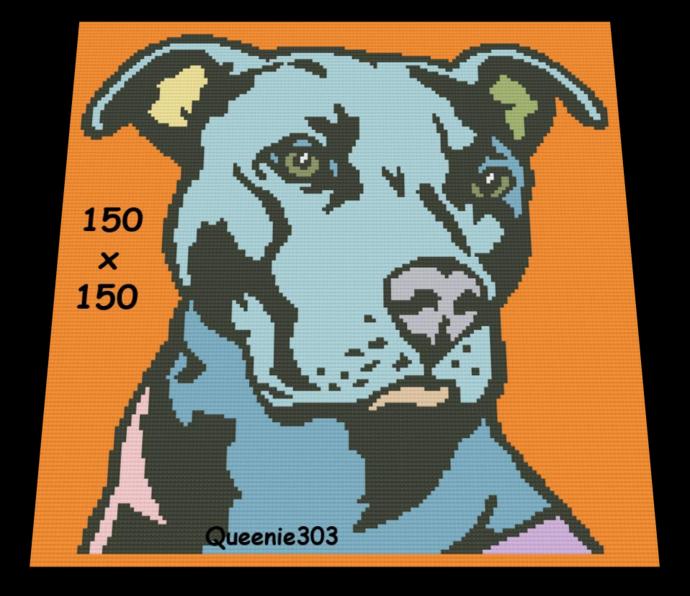 Pitbull Colors 150x150