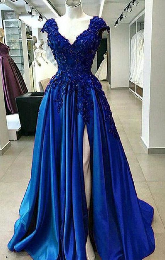 58b3b639141 Discount Trendy A-Line Prom Dress