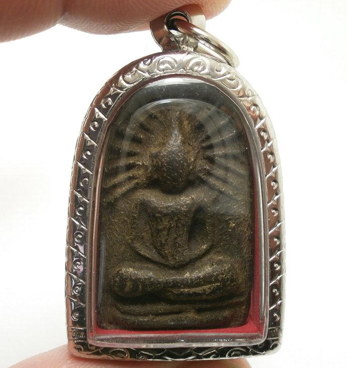 LP Boon Buddha samadhi samati miracle rich Long prosperity life Remove obstacles
