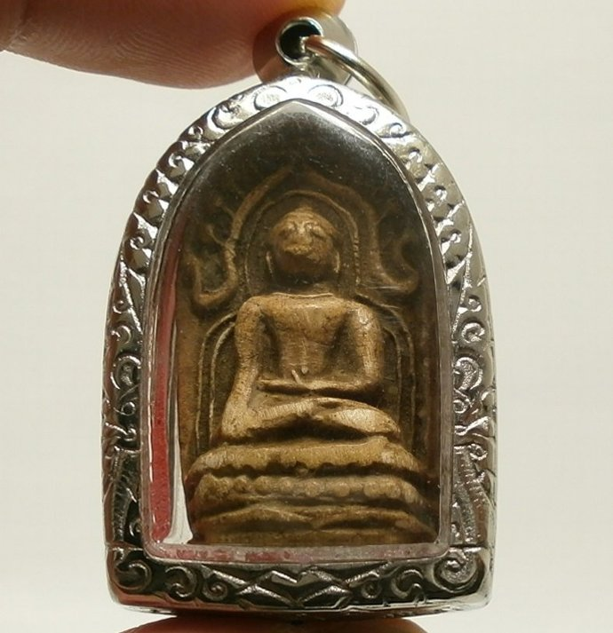 phra kong Thai Buddha amulet for merchant investor miracle maker pendant