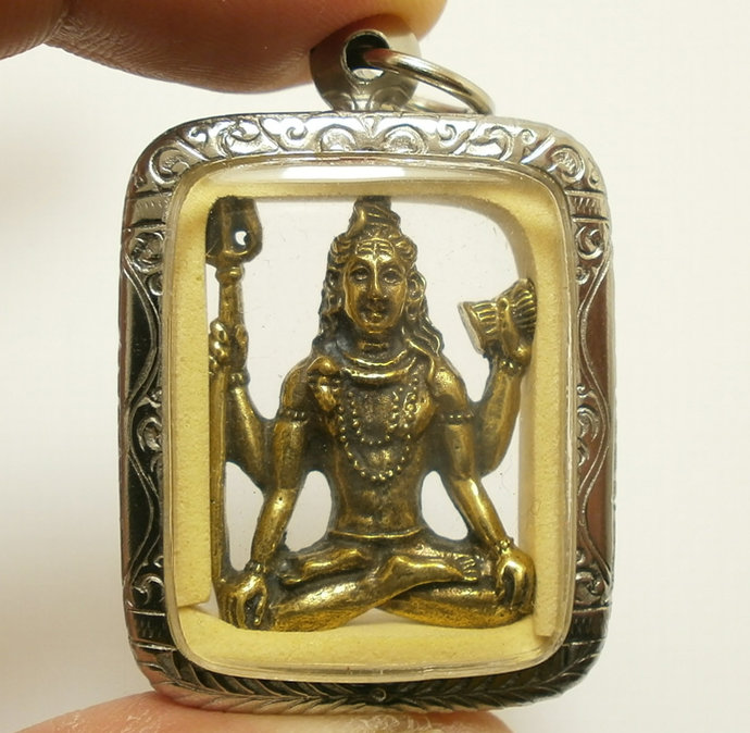 lord Shiva mahadev mahadeva great god Hindu deity amulet destroyer of evil