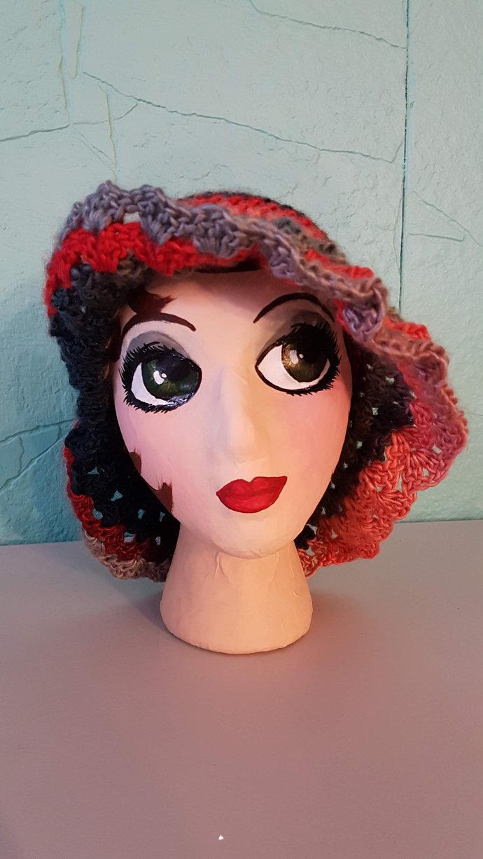 Mid-Winter Floppy Hat