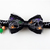 Spider Web Creepy Cute Cat Collar with Bow Tie, Harajuku Fashion, Gothic Pet