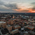Austin Sunset Over UT Austin