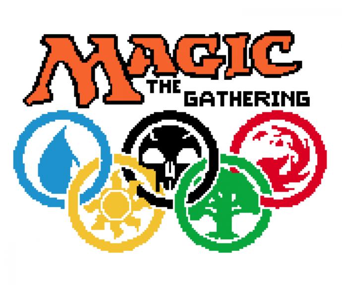 Magic the gathering, fan art