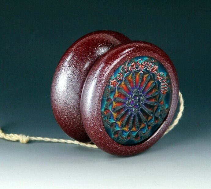 Vintage Tom Kuhn/BC Yo-Yo, Completely Remade - by YoYoSpin