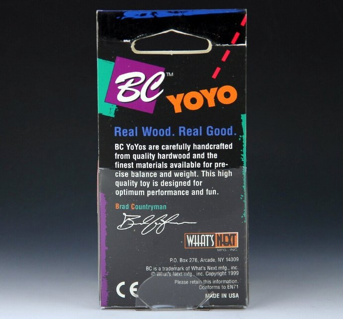 Vintage Tom Kuhn/BC Yo-Yo, Completely Remade - by YoYoSpin