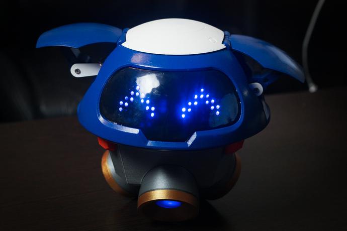 Overwatch Mei Snow drone | Cosplay | Overwatch Mei snow drone | Mei's Snowball