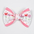 Avery Bow Clip - Valentine's Collection - Smitten