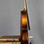 Vintage French Violin with Bow and Case Musical Instrument Brocante