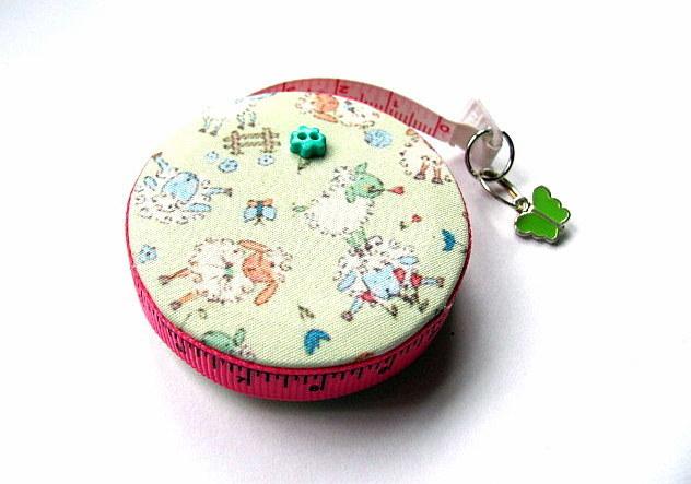 Measuring Tape Tiny Sheep Retractable Tape Measure