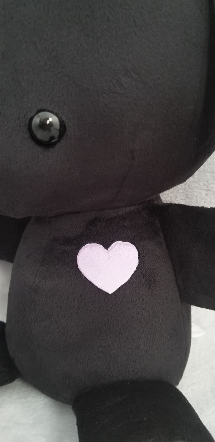 Add-On Heart Patch for Chubby