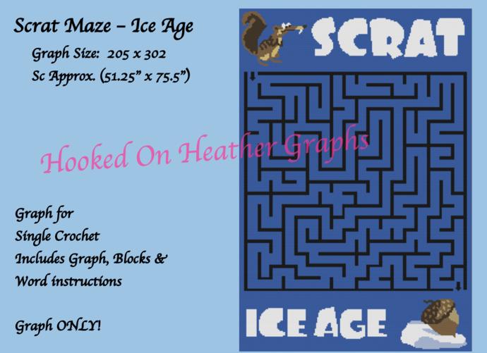 Scrat Maze Graph sc 205x302