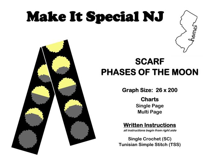 Scarf - Phases of the Moon