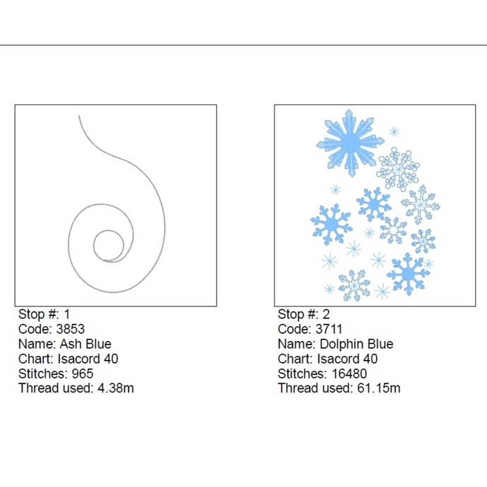 Snowflake embroidery machine designs winter digital instant download pattern