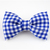Pic Nic Bow Tie for Pets, White, Blue, Plaid, Pet Accessories, Cat Bow Ties