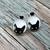 BLACK CAT EARRINGS - Peeking Cat earrings - black cat earrings - cat jewelery -