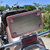 Motorcycle License Plate Frame made with Swarovski Crystals, Bike Swag, Bling