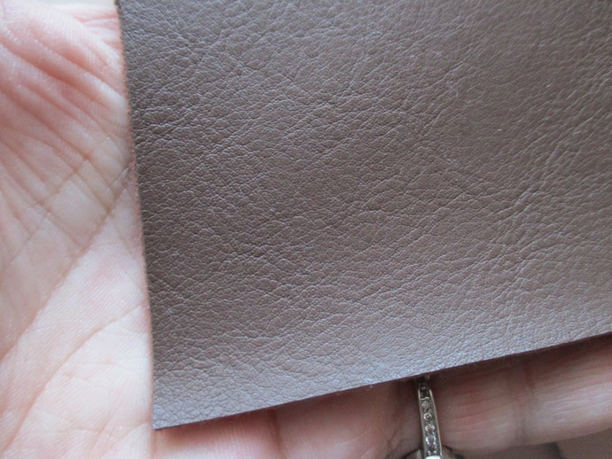 Large Piece of Soft Faux Leather for Doll Shoe/Boot Making etc