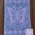 Butterlfy Medley Afghan Pattern for Twin Bed in Locking Filet Crochet