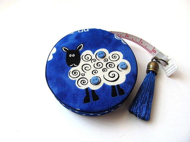 Tape Measure Blue Sheep Retractable Measuring Tape
