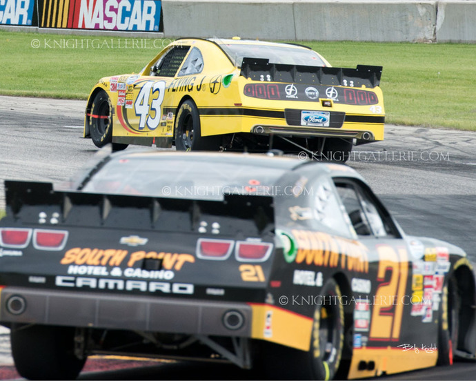 Motorsports Image: Another Left Turn