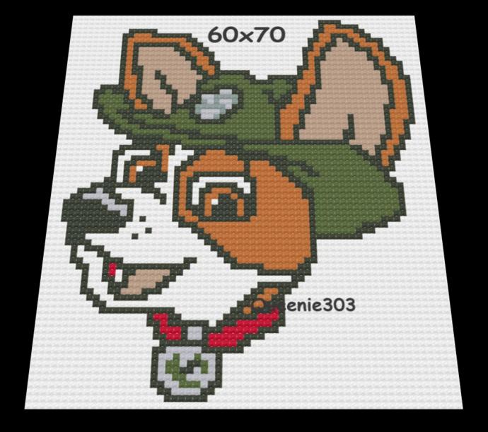 Paw Patrol Tracker 60x70