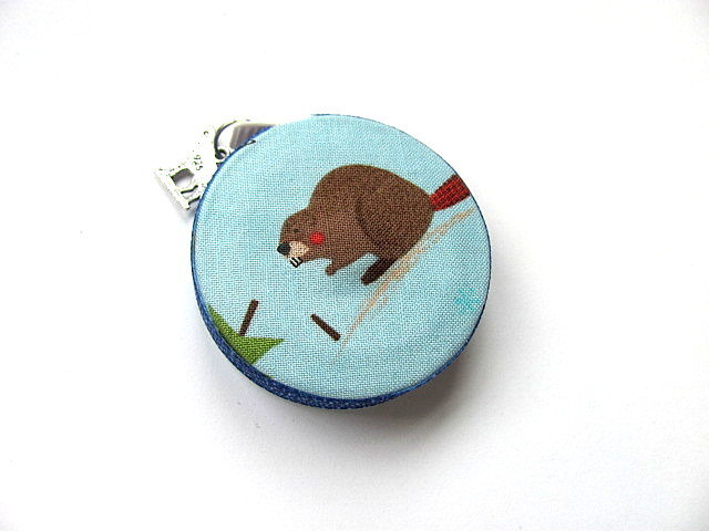 Tape Measure Woodland Animals Retractable Measuring Tape