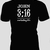 John 3:16 Everlasting Life T-Shirt — Makes a great gift for the Christian in