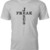 Jesus Freak Cross graphic on custom T-Shirt — Makes a great gift for the