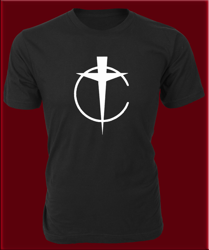Cursillo Logo on custom t-shirt — Makes a great gift for the Christian in your