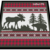 Plaid Moose Bear 165x175