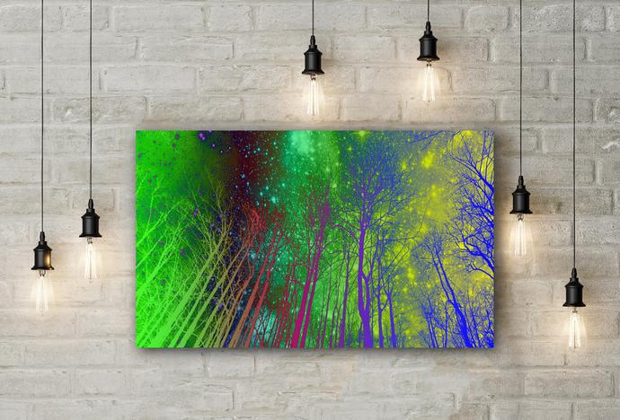 """Original"" - PTSD Art Series - Art Therapy - Print"