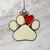 Stained Glass, Dog Lover, Pet Lover, Paw Print, Suncatcher, Pet Memorial, Pet