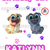 Puppy Dog Pals/Puppy Dog Pals Birthday Girl/Birthday Girl Transfer/Printable