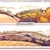 1 Roll of Limited Edition Washi Tape- Landscape of the Fall Color