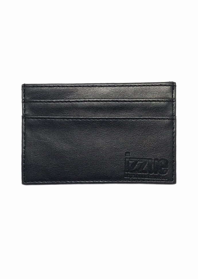 IZZUE Faux Leather Card Holder