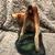 Large ceramic hound